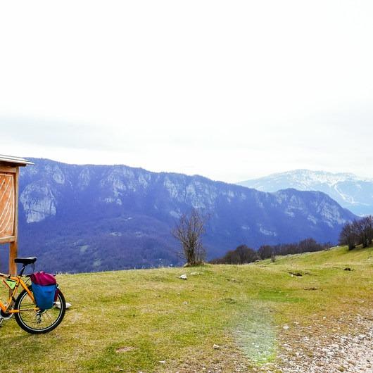 Celano, Ovindoli + Aielli Mountain Biking Loop