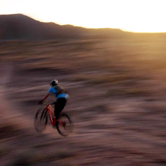 Klondike Bluffs Mountain Bike Trails: Jurassic to Dino Flow