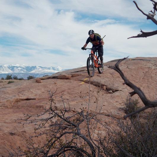 MOAB Brand Trails: Rockin' A