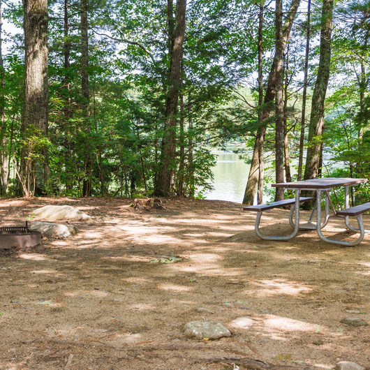 Pawtuckaway State Park Campground