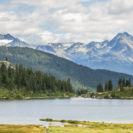 Rainbow Lake + Madeley Lake Hike