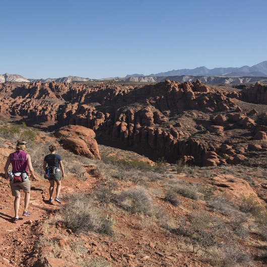 Chuckwalla Trail to Scout Cave