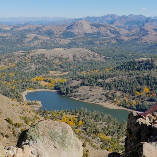 Red Lake Peak Loop