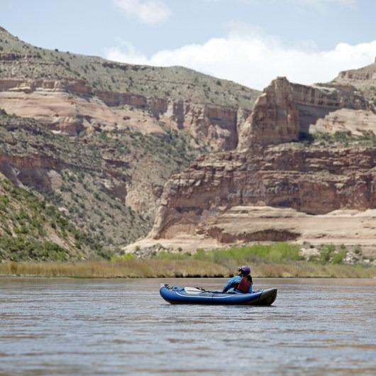 Colorado River: Ruby Horsethief Canyon