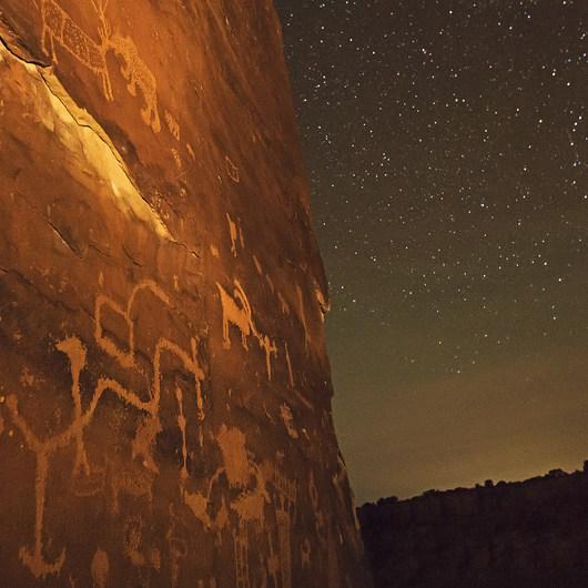 Rochester Rock Art Petroglyphs