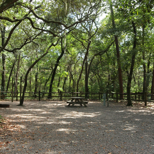 Fred Gannon Rocky Bayou State Park Campground