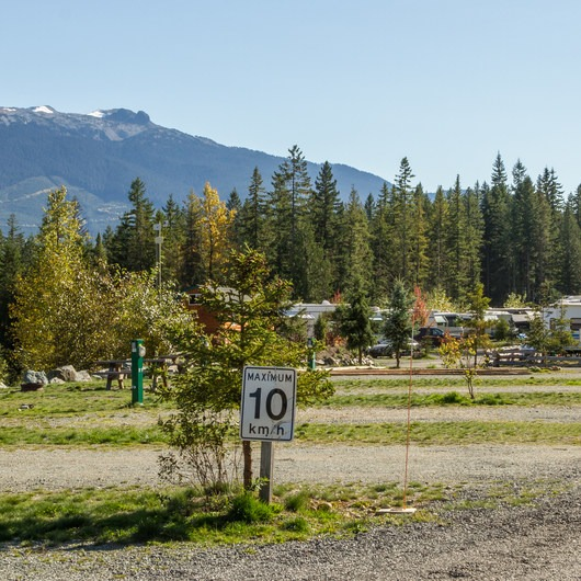 Whistler RV Park + Campground