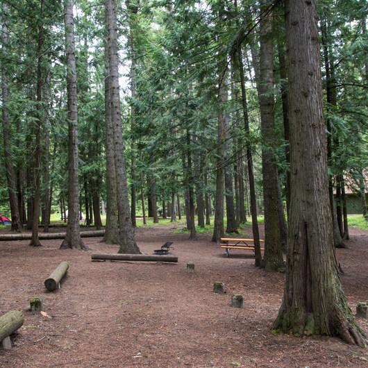 Round Lake State Park Campground