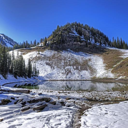 Ski Lake Hike