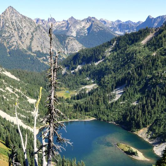 Lake Ann via Maple Pass Loop