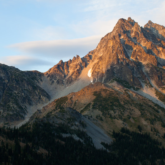 Mount Stuart: West Ridge