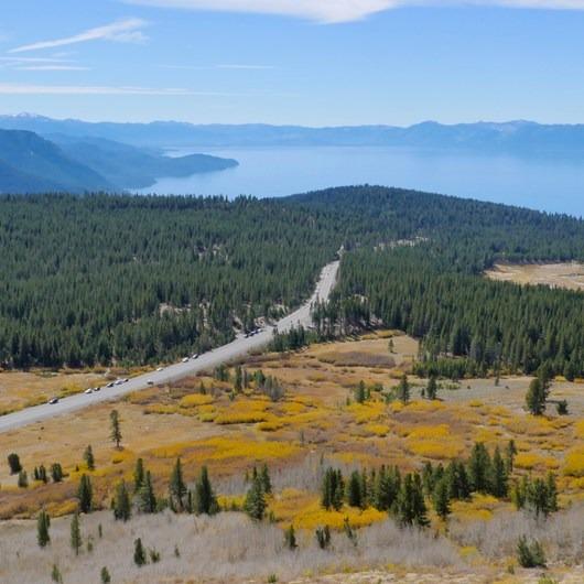 Tamarack Peak Loop