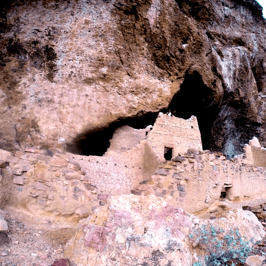 Tonto National Monument, Upper + Lower Ruins
