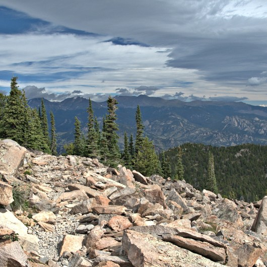 Twin Sisters Peak Hike