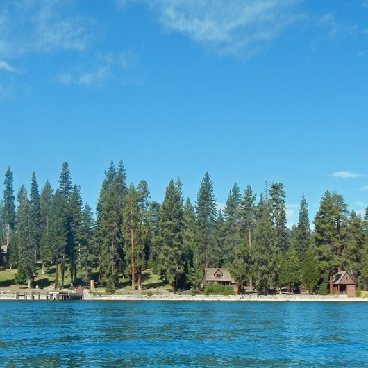 Lake Tahoe, Rubicon Point to Tahoe City Paddle