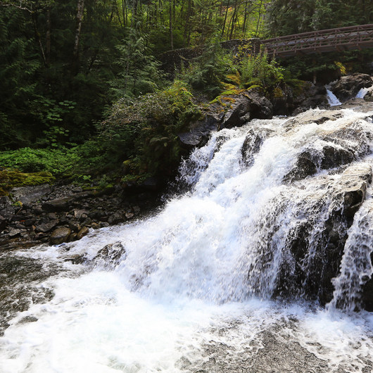 Deception Falls National Recreation Area