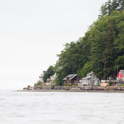Vashon Island Circumnavigation