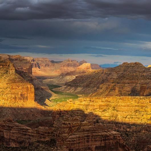 Little Grand Canyon of the San Rafael