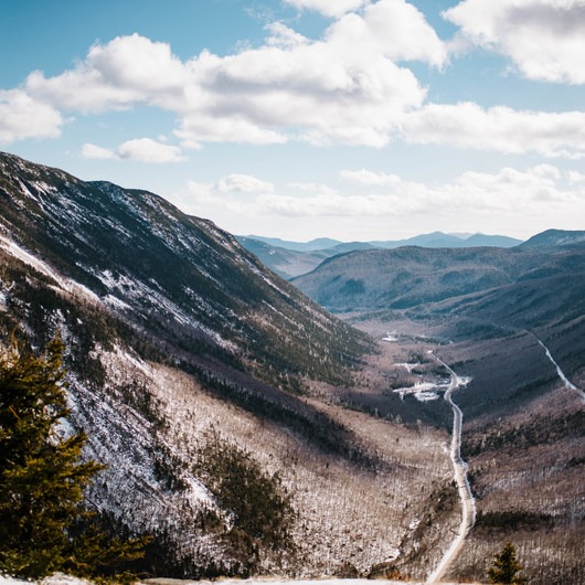 Mount Willard: Winter Hike
