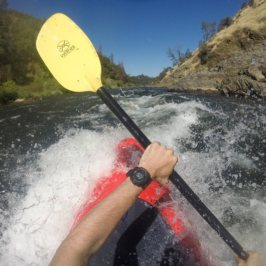 South Fork of the American River: Chili Bar to Coloma