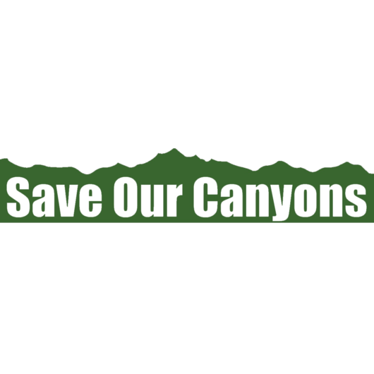 Outdoor Project partners with Save Our Canyons