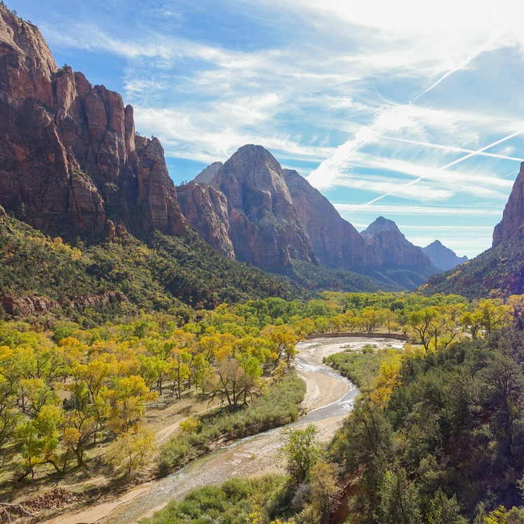 How to Explore Zion National Park in the Off-Season