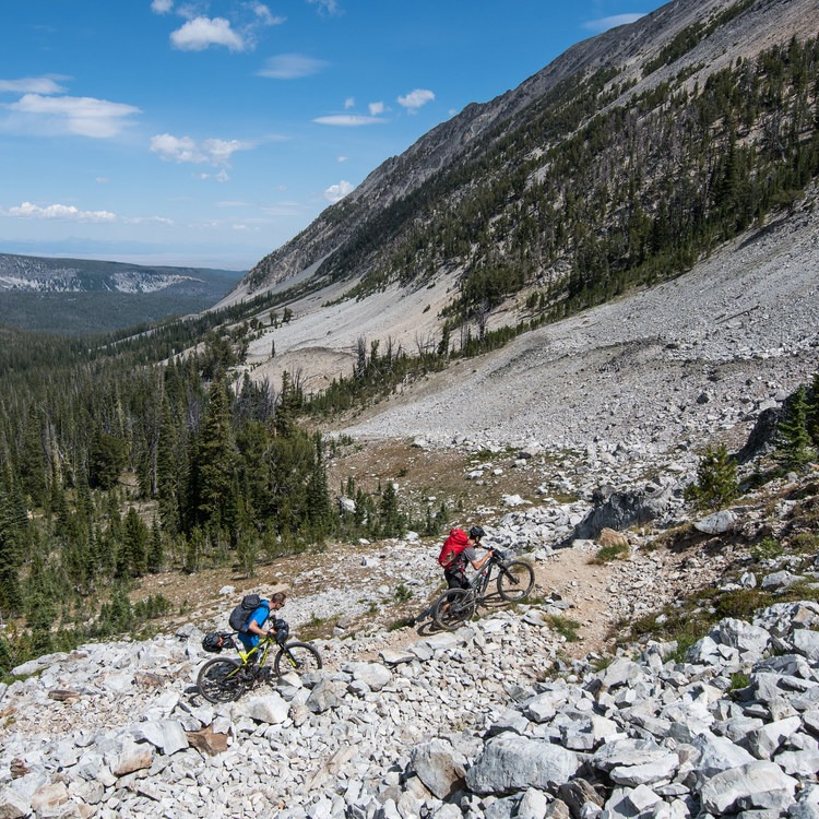 The Fun Suffer Divide - Bikepacking the Continental Divide