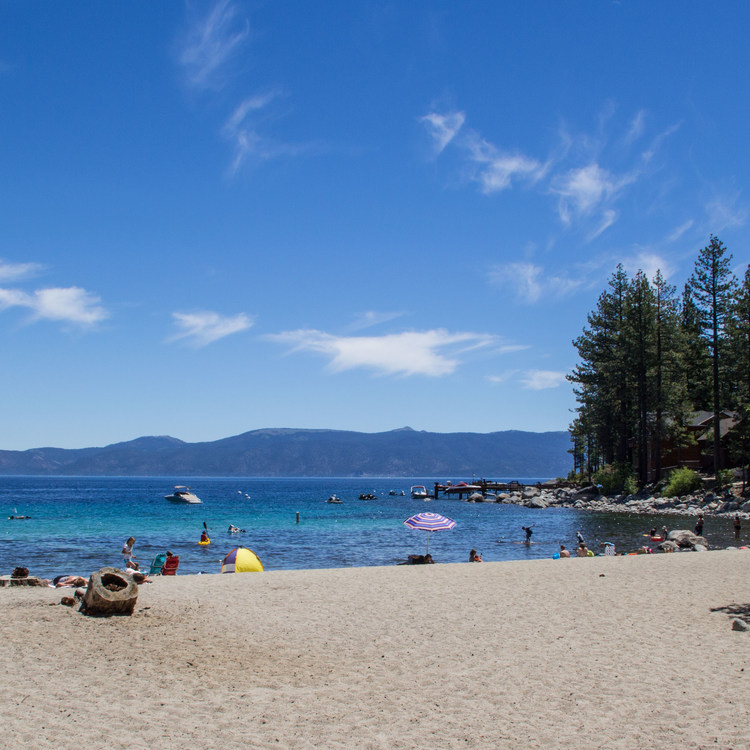 The Beaches Of Tahoe