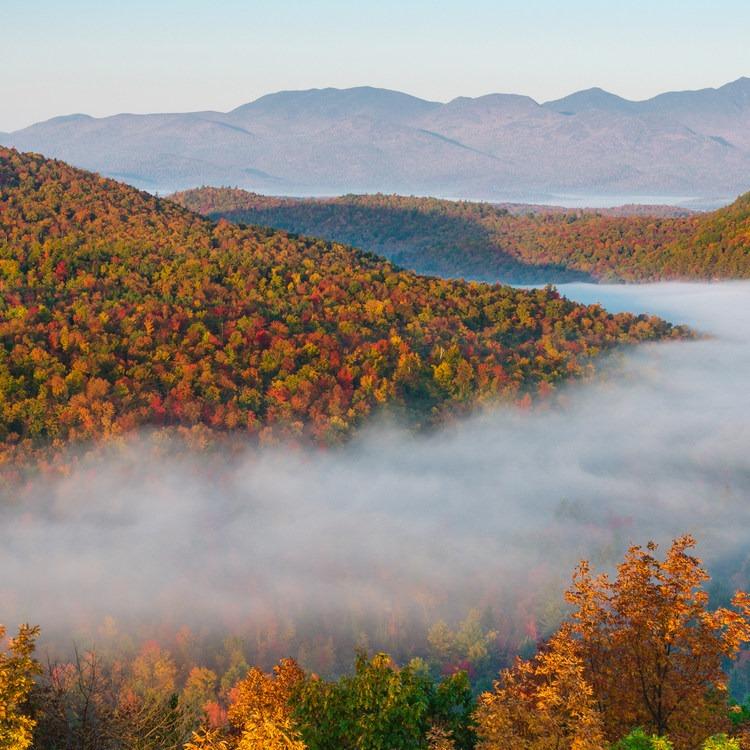 15 Must-see Fall Foliage Adirondack Adventures