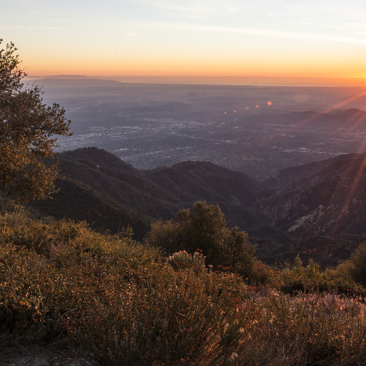 Where to Camp in California's San Gabriel Mountains