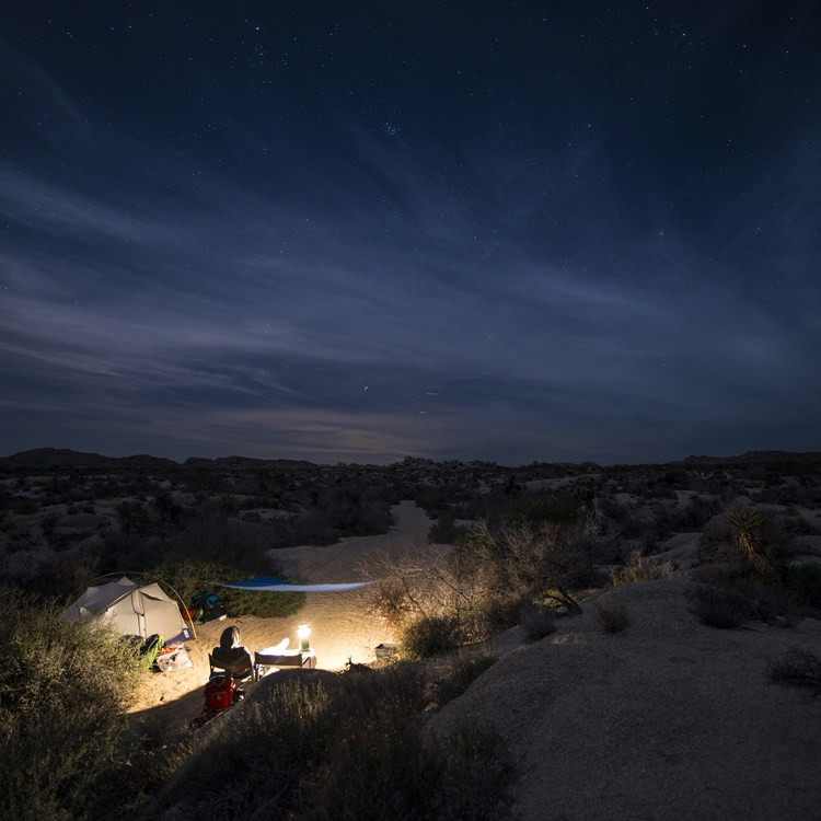 A Guide to Camping in the Mojave Desert