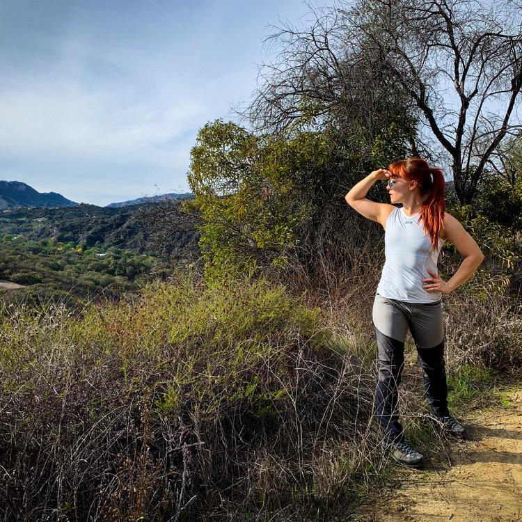 Gear Review: Women's GORE Windstopper Base Layer S/L Shirt