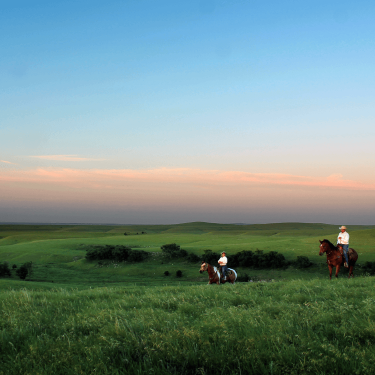 Symphony in the Flint Hills of Kansas