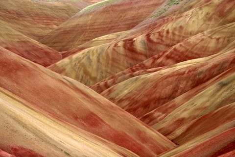 Painted Hills Unit John Day Fossil Beds National
