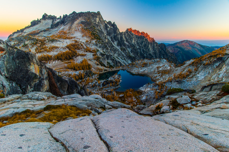 Enchantment Lakes Thru-Hike | Outdoor Project