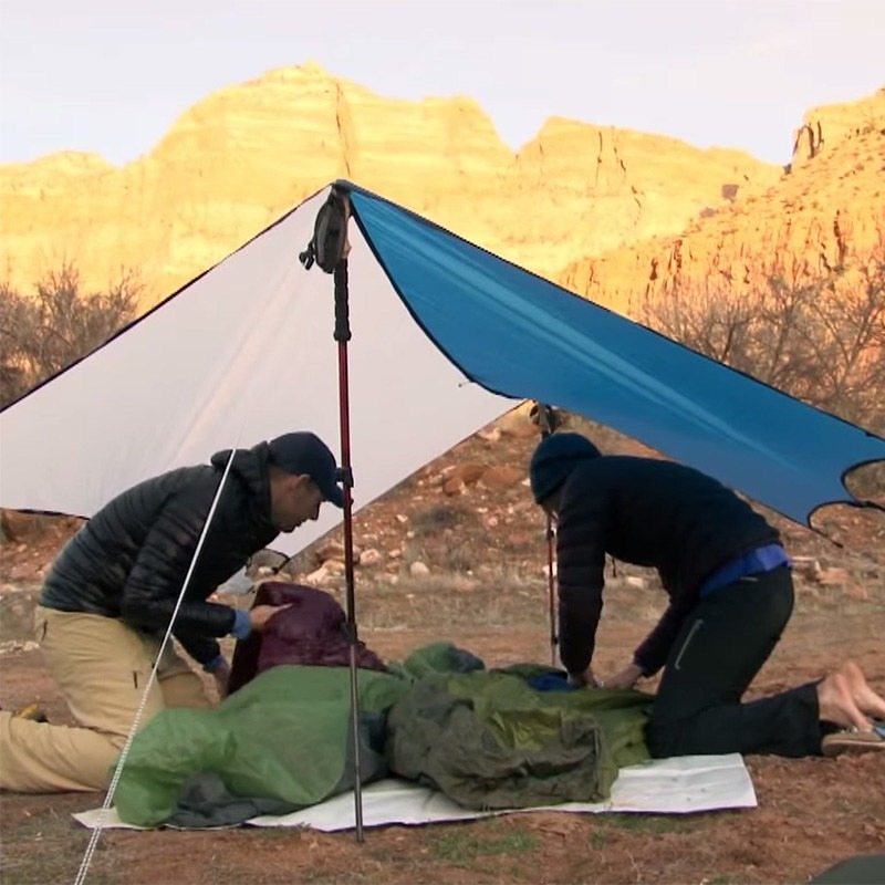 Ultralight Tents Tarps + Bivys - Episode 2 & Ultralight Tents Tarps + Bivys - Episode 2 - Outdoor Project