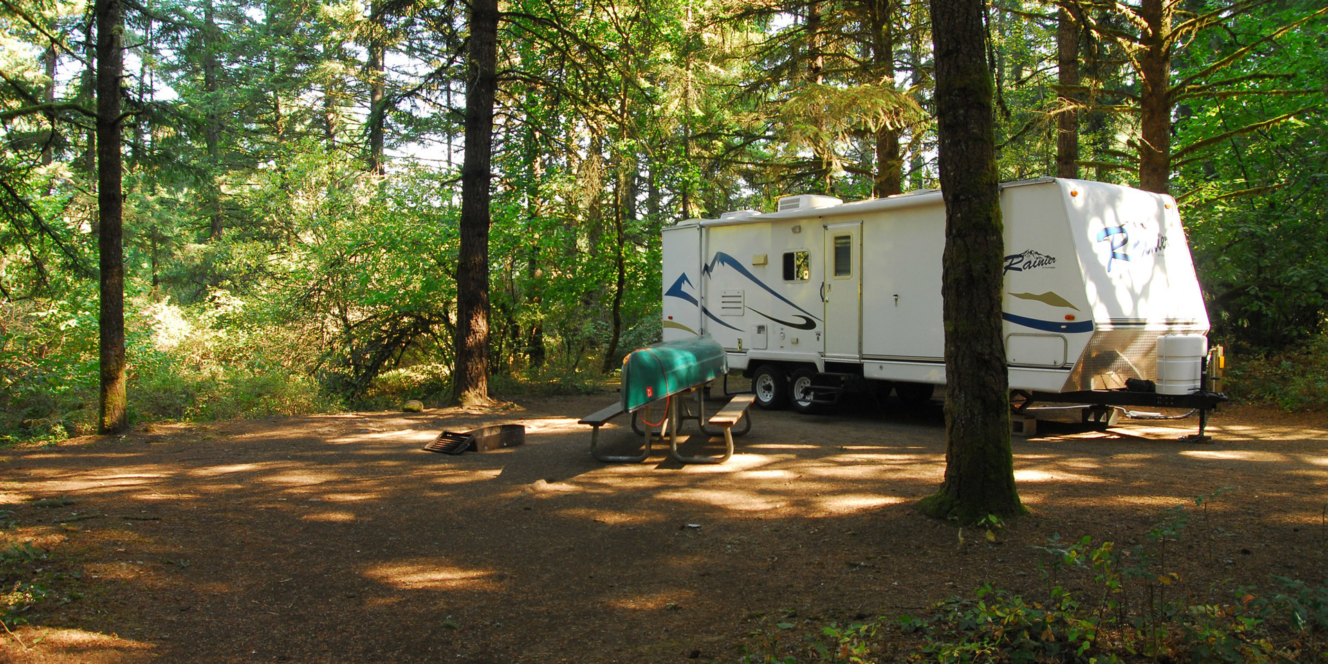 Milo mciver state park campground outdoor project for Camping grounds with cabins