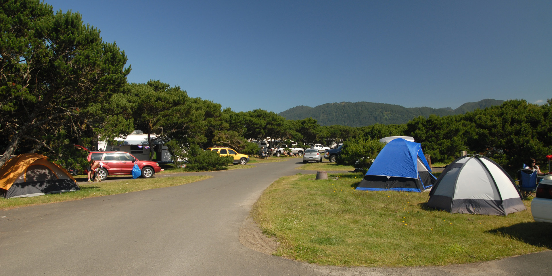 Nehalem Bay State Park Campground | Outdoor Project
