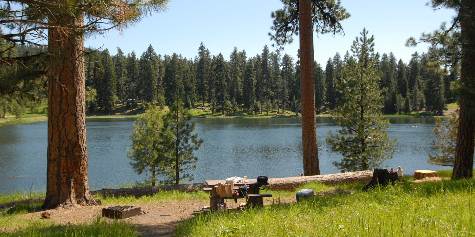 Walton Lake Campground Outdoor Project