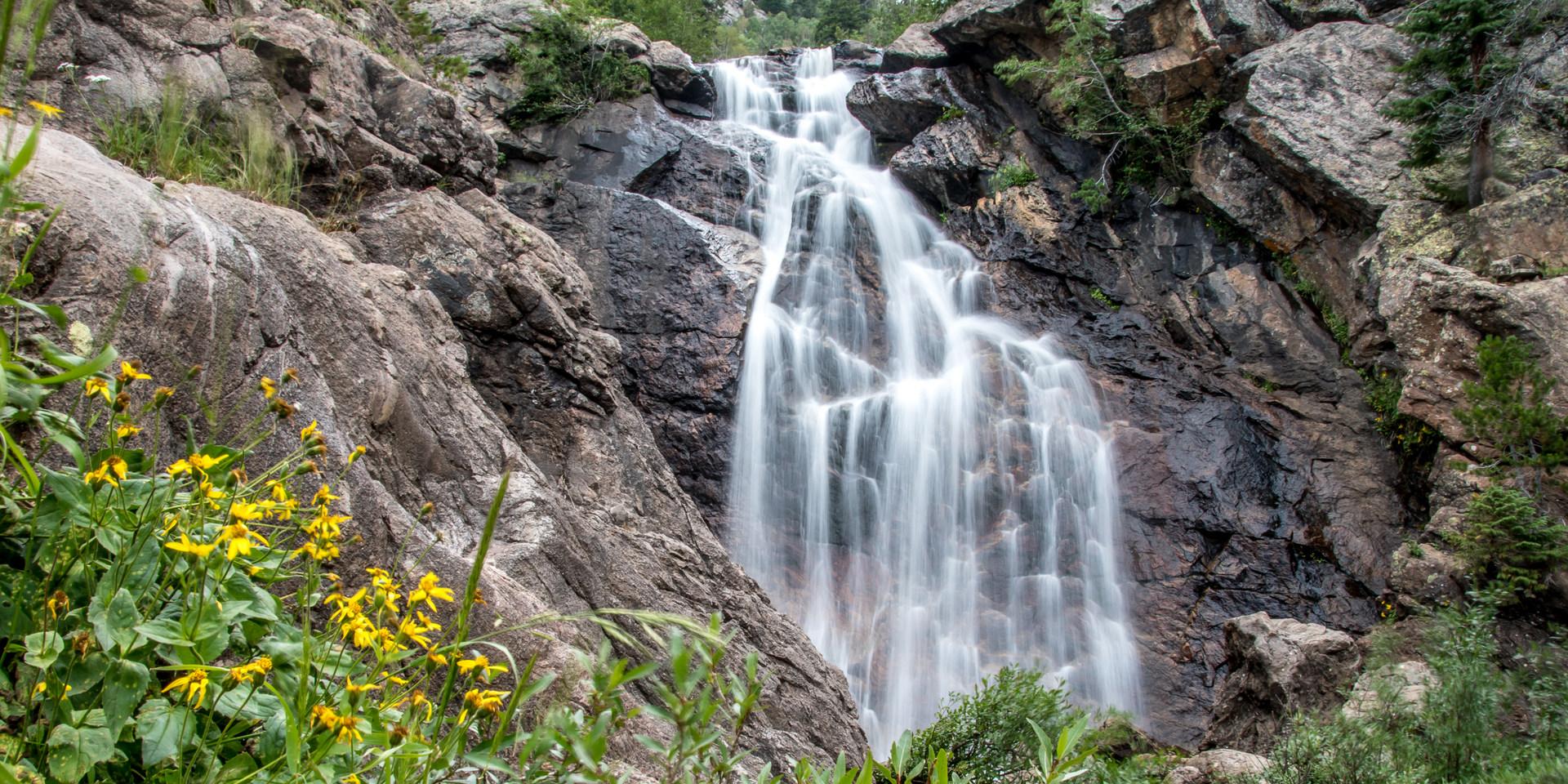 Upper fish creek falls outdoor project for Fish creek falls