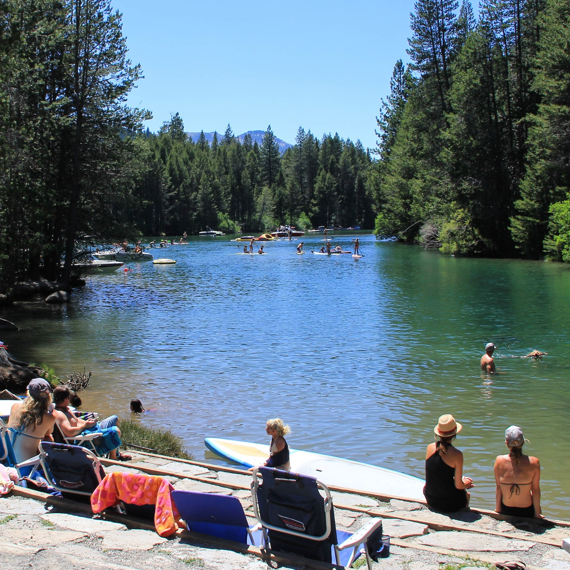 Donner memorial state park campground outdoor project for Camping grounds with cabins