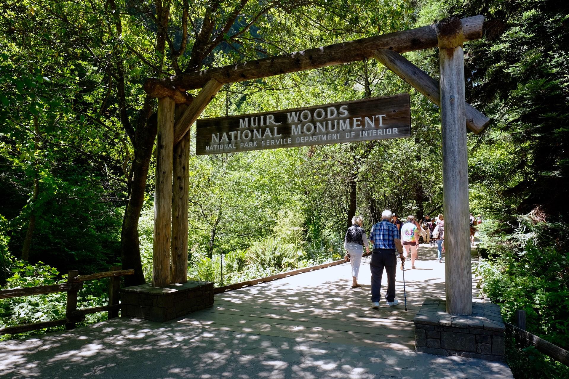 Muir Beach To Stinson Via Woods National Monument