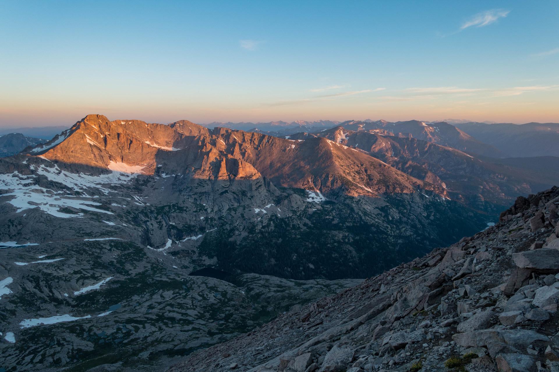 Rocky Mountain National Park Rocky Mountain National