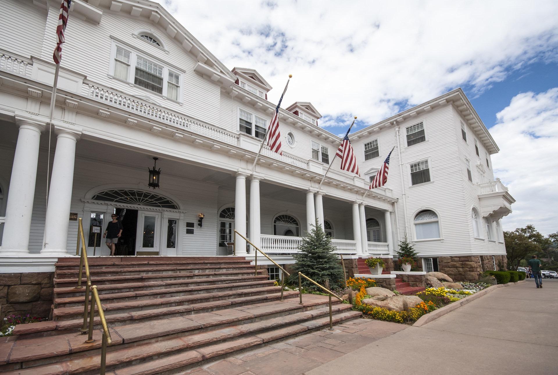 Stanley Hotel - Estes Park - Colorado
