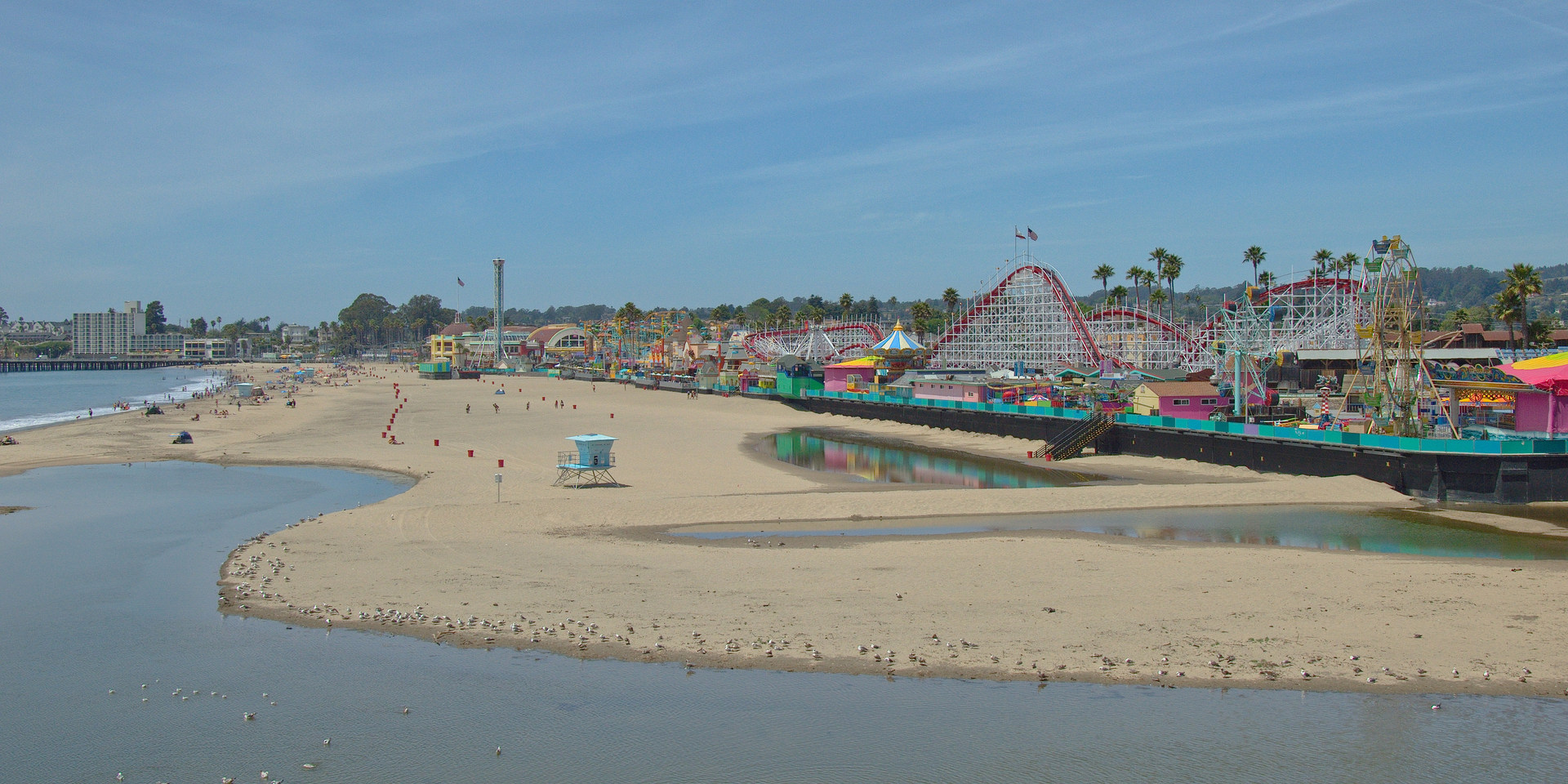 Santa Cruz Beach Boardwalk Main
