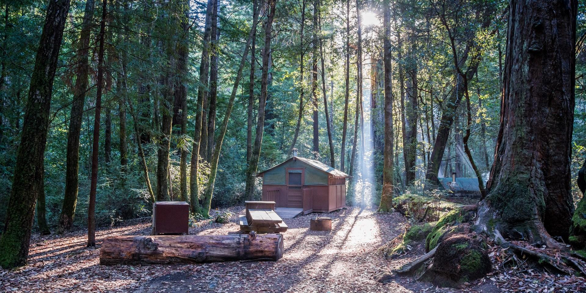 Huckleberry C&ground. Big Basin ... & Huckleberry Campground | Outdoor Project