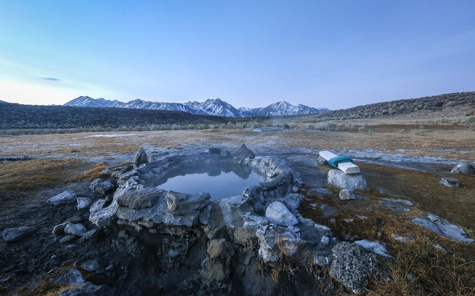 Crab Cooker Hot Springs | Outdoor Project