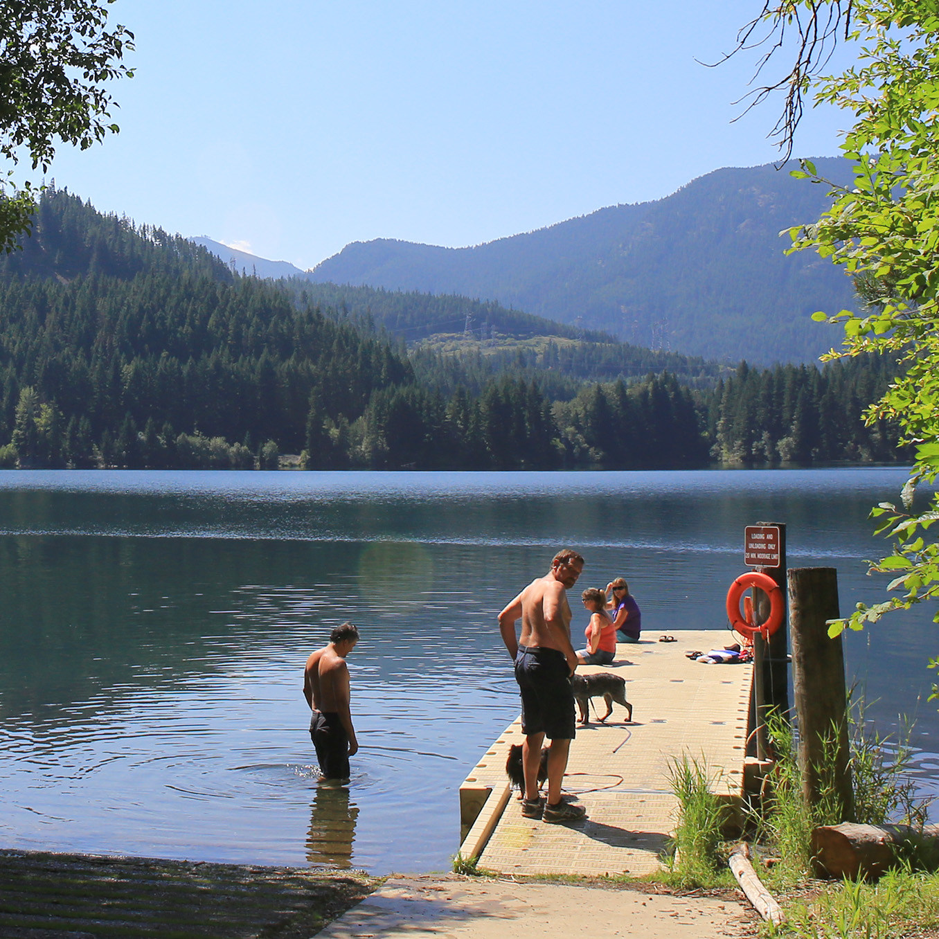 Lake easton state park campground outdoor project for Public fishing access near me