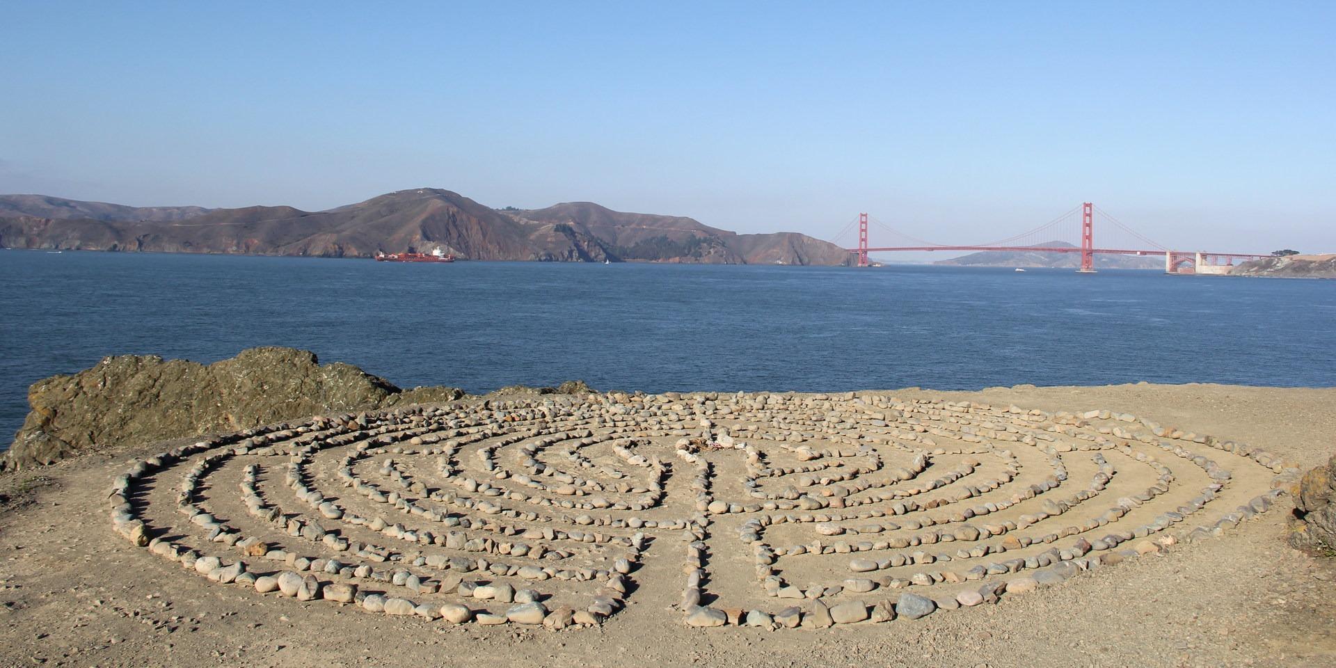 Lands End Coastal Trail San Francisco