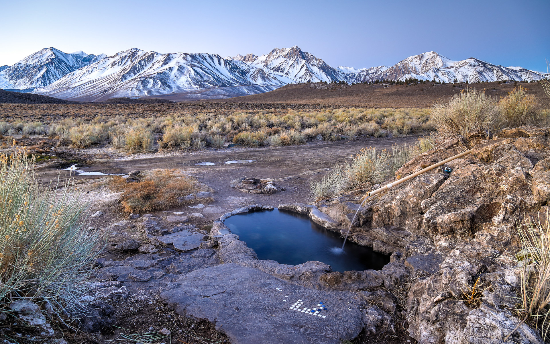 The Rock Tub Hot Springs | Outdoor Project